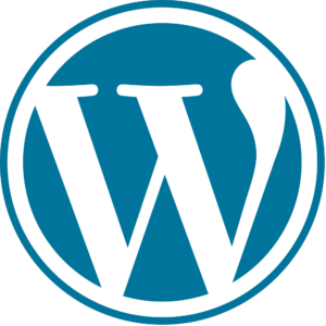 WordPress_blue_logo